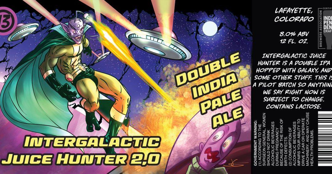 Intergalactic Juice Hunter