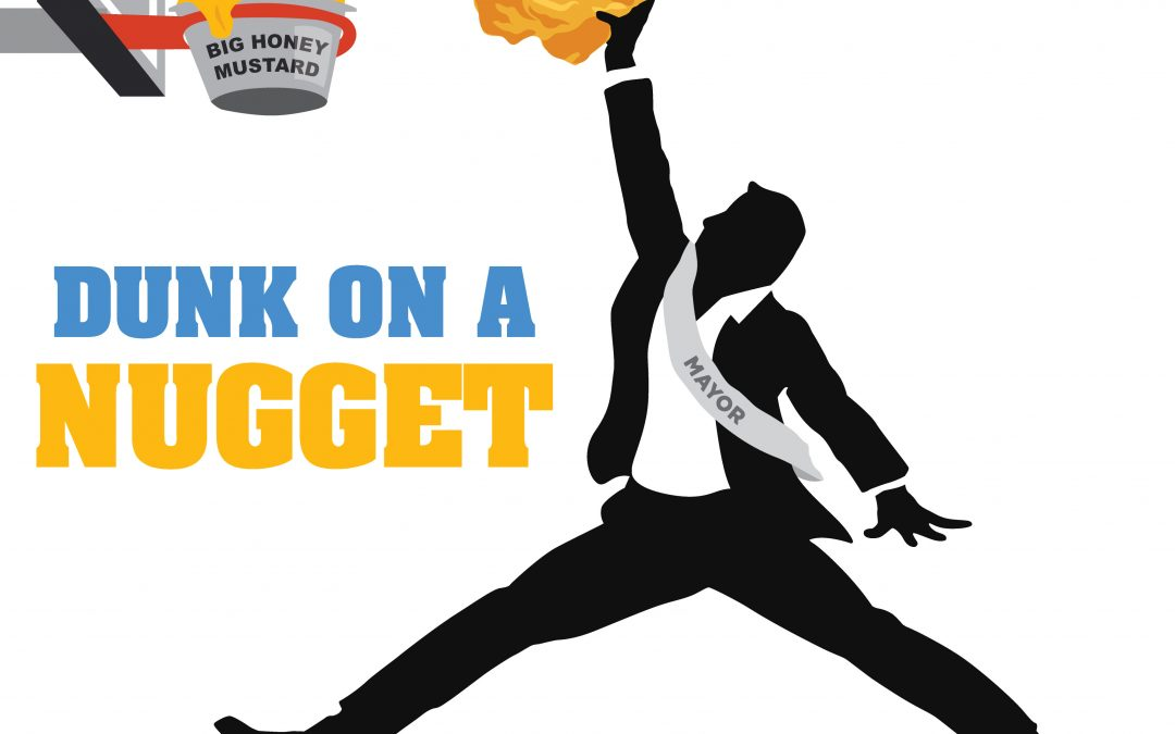 Dunk on a Nugget- Nuggets Vs. the Thunder